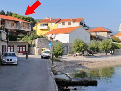Photo for Studio flat with balcony and sea view Jelsa (Hvar)