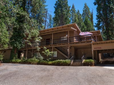 Photo for Mountain Memories is a 2,000 square foot knotty pine cabin full of rustic mountain charm, perfect...