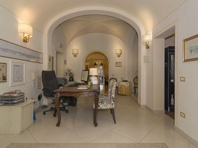 Photo for Il Mattino has gold in its mouth B&B - Double Room