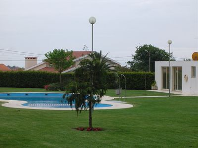 Photo for IDEAL FAMILIES. Near Beach and Mountain. Tennis Pool Soccer. Safe enclosure
