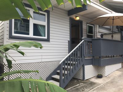 Photo for Kailua Beach Park Cottage - 1BR