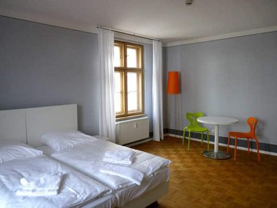 Photo for Triple Room - Cranach-Hostel Wittenberg (Hotel)