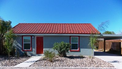 Photo for Coastal Villa, Cute cottage at Spanish Village in the heart of Port Aransas!