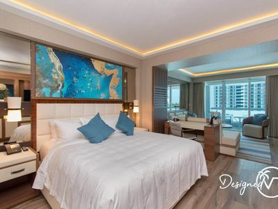 Photo for Luxury Beachfront Studio-with daily  cleaning