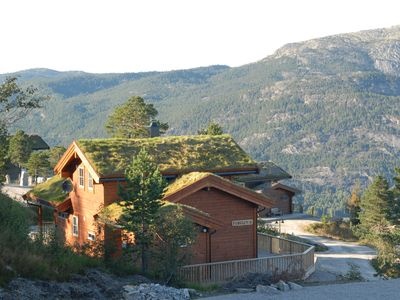 Photo for Hyggelig view: new cottage with stunning views