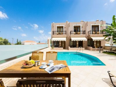 Photo for Apartment Olympian Suite in Bali, Rethymnon - 4 persons, 1 bedrooms