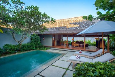 2 BR Pool Villa in central of Seminyak