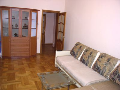 Photo for One bedroom. 12b Pushkinska. Centre of Kiev