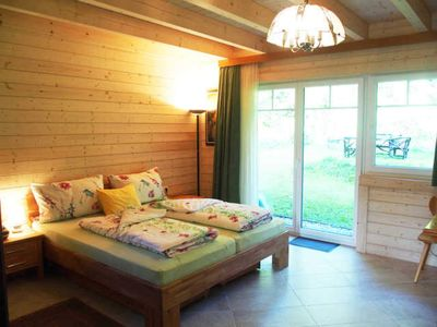 Photo for Garden Room - Double Room - Schwedenhaus am Eichenberg