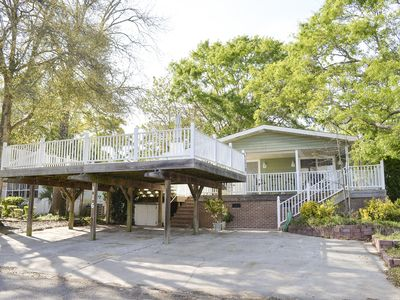 Photo for Ocean Lakes Campground Handicap Accessible Home With Huge Porches 4 Bed 3 Bath