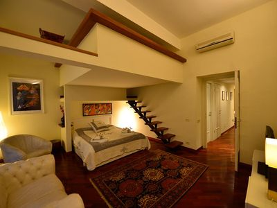 Photo for RESIDENCE IL LEONCINO - ELEGANT APARTMENT NEAR PIAZZA DI SPAGNA