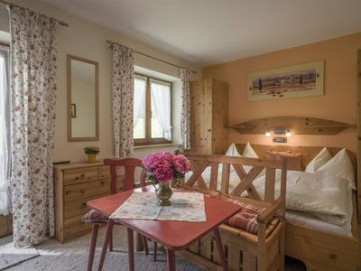 """Photo for Double room """"Sonneck"""" with fl. Water - Guesthouse Pöll Maria"""