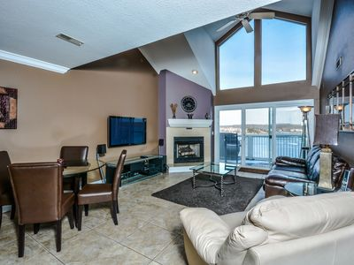 Photo for High End Ledges 4 Bed+Loft / 3 Bath Condo with Million Dollar View! Free Wi-Fi!