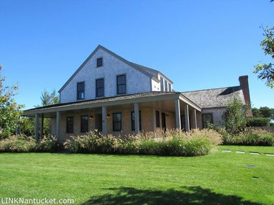Photo for Brand New Nantucket Home Near Beach With Pool - Sleeps 14
