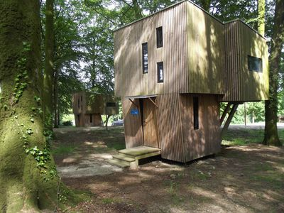 Photo for The huts on stilts Step Forest