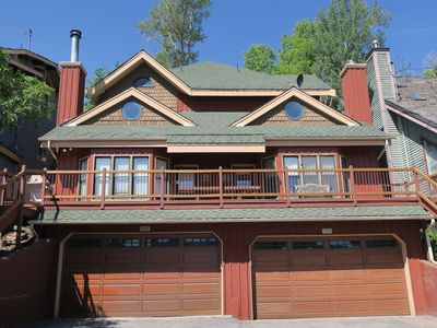 Photo for SKI IN/OUT HOT TUB. OLD TOWN PC!  SKI TO TOWN LIFT! NO UBER NEEDED! STEP TO MAIN