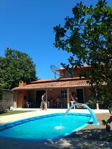 Photo for Casa do Cantinho - In Imbituba with pool near all famous beaches