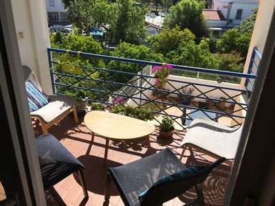 Photo for Air-conditioned 3-bed Apartment in Central Tavira with Great Views and Free Wifi