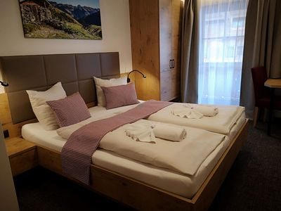 Photo for Double Room Mountain View with Balcony - Hotel Aschauer Hof