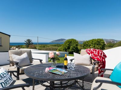 Photo for Large family beach house in Waterville on Wild Atlantic Way sleeps 15