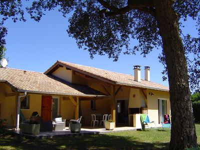 Photo for Nice villa, seaside, 6 pers. Pets welcome