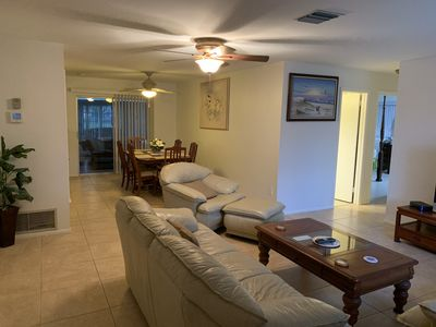 Photo for Great Vacation home - Great Location - Near all Amenities - 15 minutes to Beach