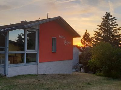 Photo for Beautiful holiday home in the Thuringian Forest with fireplace and whirlpool