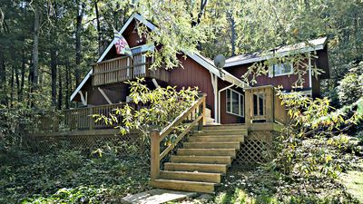 Photo for An Apple Away- Lake Access Pet Friendly Home near Swallow Falls State Park