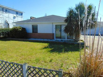 Photo for LEISURE SCENE - 3 Bedroom Pet Frienldy house just a block away from Kure Beach Pier