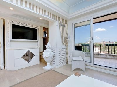 Photo for Rione Trastevere Apartment