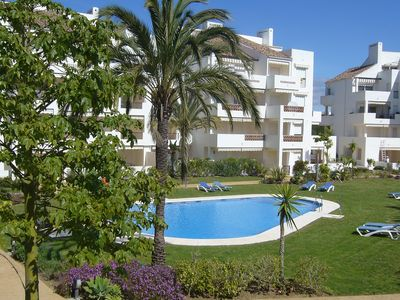 Photo for 4BR Apartment Vacation Rental in Mijas Costa, Malaga