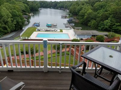 Photo for SPECIAL -Pristine Waterfront Penthouse Condo at SML- On site boat slip available
