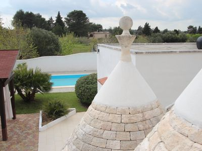 Photo for Private pool, internet, air-con FANTASTIC PRICES a great place to relax