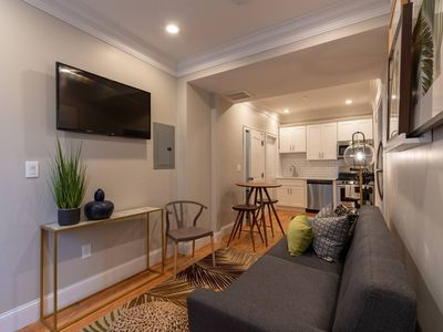 Photo for Modern 3 Bedroom North End Apt by Domio