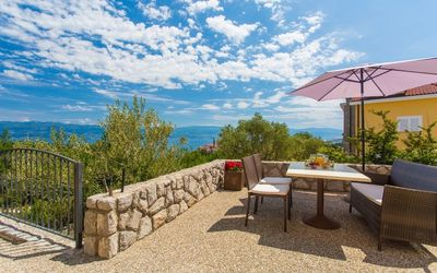 Photo for Apartment Brusic  - Vrbnik, Island Krk, Croatia