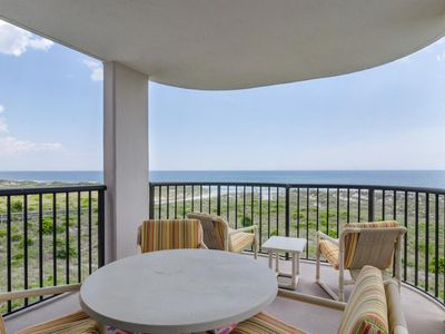 Photo for Decadent Wrightsville Beach condo overlooking the beach
