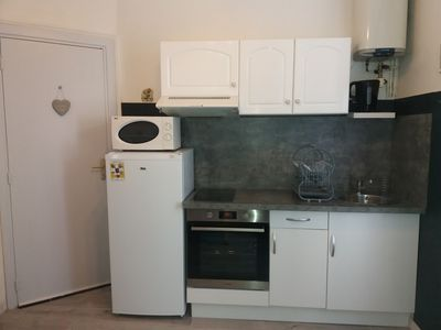 Photo for apartment for rent ideal curists