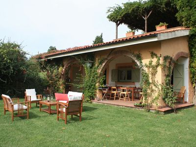 Photo for Apartment Oleandro - Vigna Luisa Resort - Close to Rome