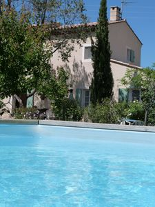 Photo for Holiday home in sun near the Mont Ventoux