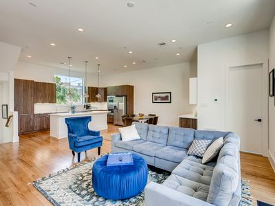Photo for Brand New 7 Bed Midtown Home Mins To DT/Medical District - New Pics!