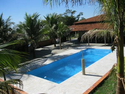 Photo for Farmhouse with pool, barbecue, well equipped house, lakes 17 997513007 Whats