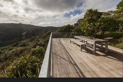 Panoramic Bush/Sea Deck