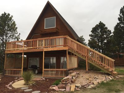 Photo for 3BR Cabin Vacation Rental in Hot Springs, South Dakota