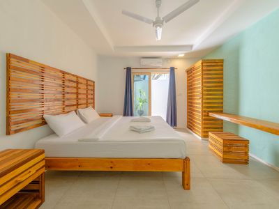 Photo for 1BR Guest House/pension Vacation Rental in Dhiffushi