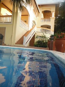 Photo for Orchid Breeze Apt at Villa Delfin only $450 US/wk in low season!