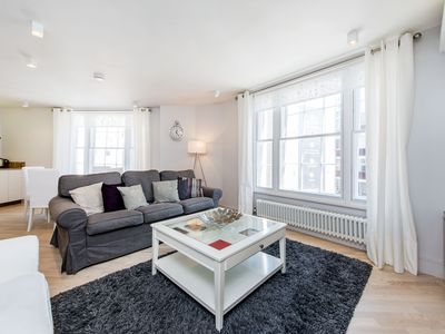 Photo for Enjoy this Covent Garden flat from the moment you step out of the Lift