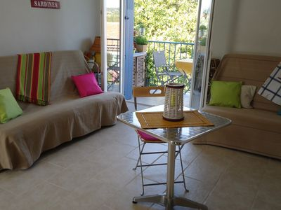 Photo for Furnished Studio 27 m2 near the seaside