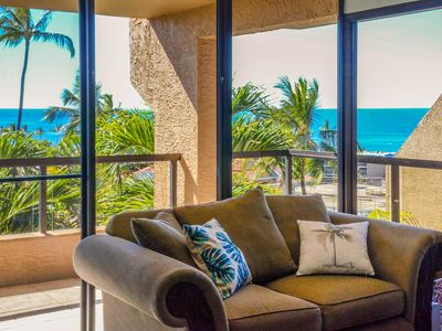 Photo for Remodeled Ocean View Downtown Kona Condo w/Balcony