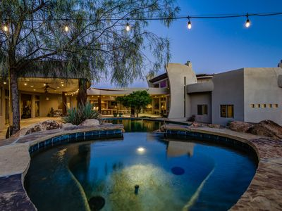 Photo for Scottsdale Contemporary Luxury Estate
