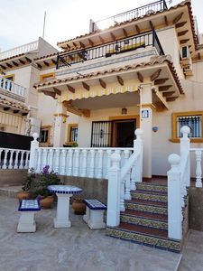Photo for Fantastic 3 bedroom villa in Cabo Roig